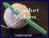 crochet tutorial videos